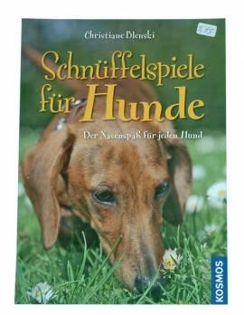 Schnüffelspiele für Hunde - Bild vergrößern