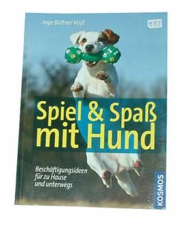 Spiel & Spaß mit Hund - Bild vergrößern